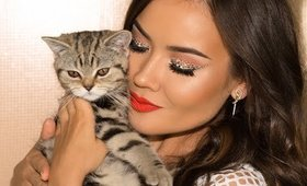 Artistic Cat Eye Liner + Meet Beau | Maryam Maquillage