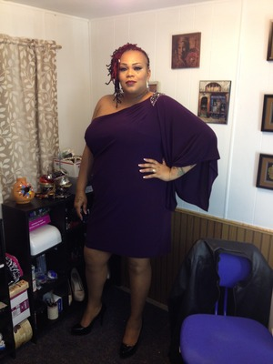 For this look i used graftobian glamour cream Mac Pro long wear concealer Swarovski crystals Mac MSFN. The dress is from Macy's shows are from torrid