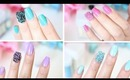 EASY DIY: Caviar Nails (microbeads/fish eggs nail tutorial) - ThatsHeart