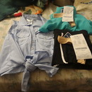 My Almost Successful Shopping Day .