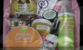 [Closed] HollyDayBeauty Blog  May 2012 CurlKit Giveaway