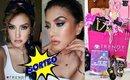 🎁SORTEO ! ganate todo esto y mas...tutorial de maquillaje 💄de VERANO con TRENDY | auroramakeup