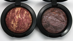 MAC, Naturally Mineralize Eye Shadow in In The Sun, Twilight Falls