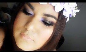 II Gold/Purple Smokey Eyes II