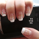 Twist on your classic French tip