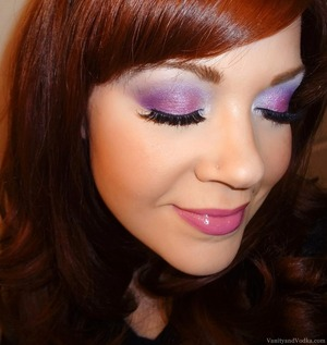 For more information on products used, please visit: http://www.vanityandvodka.com/2014/02/valentines-day-makeup.html xoxo, Colleen