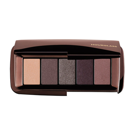 Hourglass Graphik Eyeshadow Palette Expose product smear.