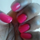 Essie Watermelon  ~ Nails Of The Day ~
