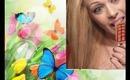 Spring  Makeup Look tutorial  2013
