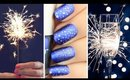 Easy New Years 2016 Nail Tutorial