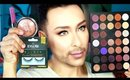 Fall Winter Drugstore Makeup Glam Tutorial Get Ready With Me - mathias4makeup