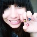 Pacman Nails <3