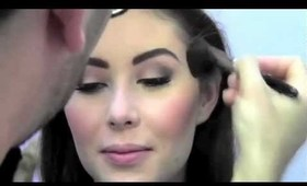 Makeup Magic Part Two - Transforming Audrey Hepburn w Mathias Alan