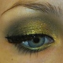 Christmas Eyeshadow