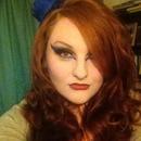 Halloween Ring Master Make up