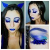 Avatar Halloween Makeup