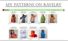 My Patterns on Ravelry