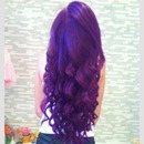 Purple Hair <3