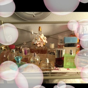 some of my perfume colection