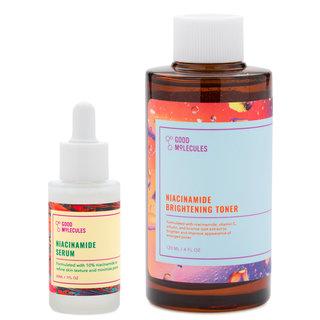 Good Molecules Niacinamide Texture & Pore Refining Set