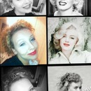 Marilyn Monroe Inspired look!