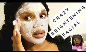Erno Laszlo Lighten and Brighten Mask | HOW TO SLAY YOUR SKINCARE ROUTINE IN JUST 15 MINUTES