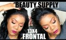 JANET COLLECTION TRIPLE X | BEAUTY SUPPLY LACE FRONTAL 13x4