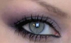 YSL Parisienne Kate Moss advert make-up tutorial