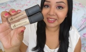 e.l.f HD Lifting Concealer Review & Demo!