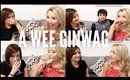 SCOTTISH GIRLS GET DEEP   A WEE GINWAG ft Amy + Her Boyfriend