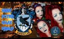 Harry Potter House Makeup - Ravenclaw