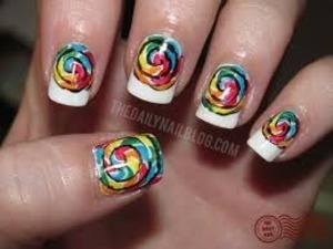 i love these! super cute! Does someone want to tell me how to do this!?
