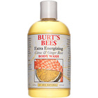 Burt's Bees Extra Energizing Citrus & Ginger Root Body Wash