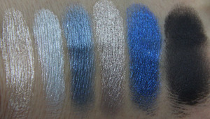 Wet n Wild Coloricon Baked Eyeshadow Baked, Not Fried Swatch Wet