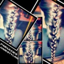curls braids