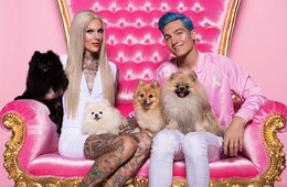 Meet the Stars: Inside Jeffree Star's Family Collection