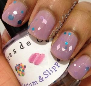 http://www.polish-obsession.com/2013/04/colores-de-carol-bubblegum-slippers.html