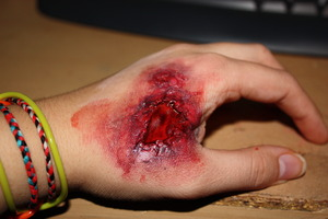 Faux Wound =]