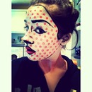 Roy Lichtenstein Makeup