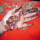 My Henna Stain
