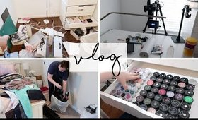MOVING..... || Weekly Vlog Oct 7 - 14th