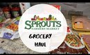 Sprouts farmers Market grocery haul | Toddler snack ideas
