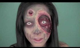 Make-Up: My First Zombie