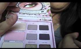 """REVIEW: TOOFACED """"Romantic Eye"""" Palette"""