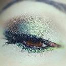 Green & bronze