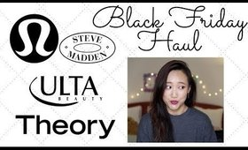 Belated Black Friday Haul⎮Young, Stressed, and Broke