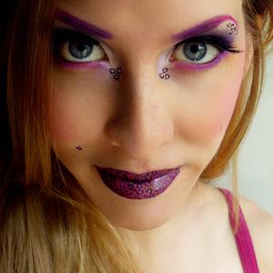 Violent Lips - Pink Cheetah
