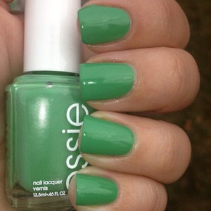 Essie Mojito Madness  More pics and review at http://polishmeplease.wordpress.com