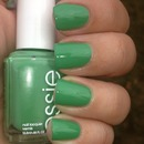 I love this green!!
