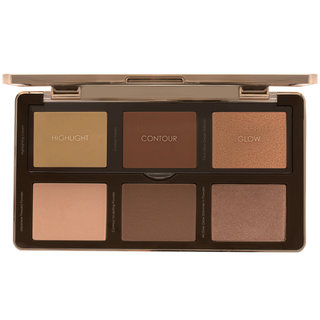 Sculpt & Glow Palette Medium - Dark
